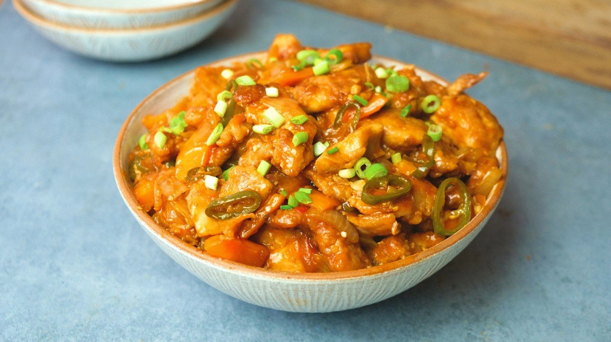 Valkosipuli-chili-kana | Parempaa kuin takeaway