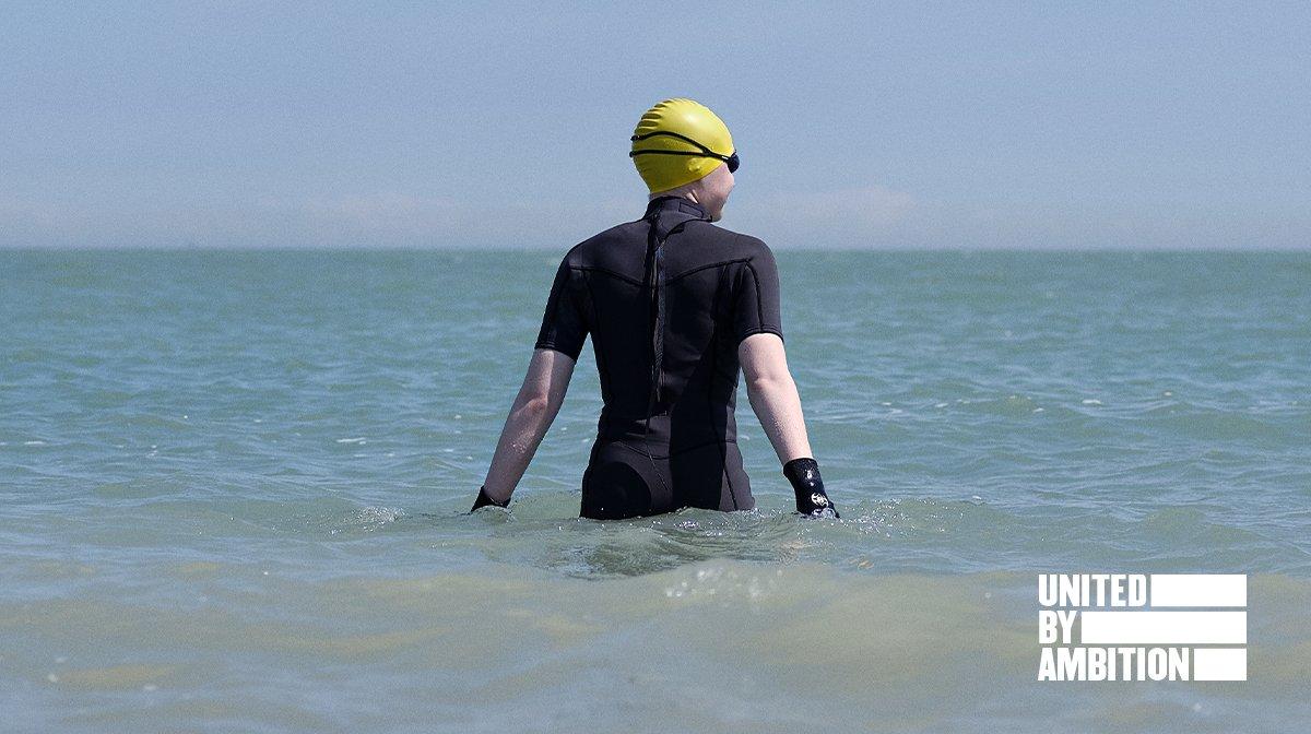 Hannah: Taiteilija ja seikkailija intohimona avovesiuinti