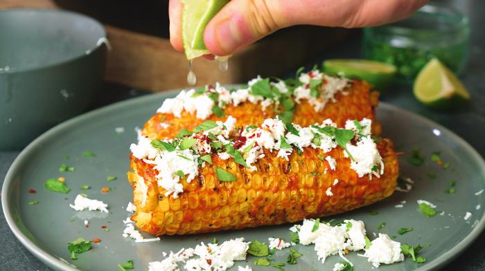 Meksikolainen grillattu maissi | Herkullinen kesäresepti