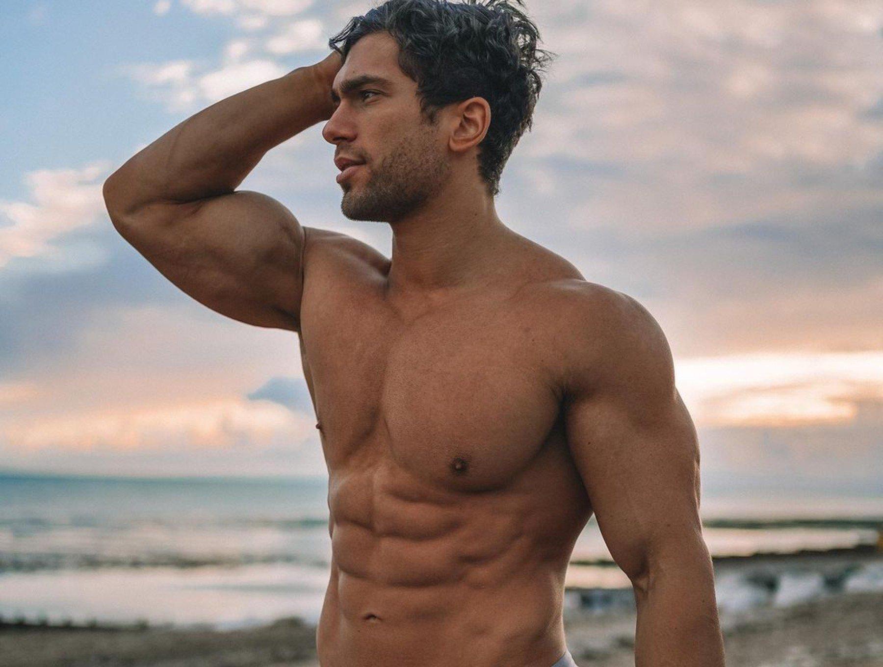 Totuus six pack -vatsalihaksista ja matalasta kehon rasvaprosentista