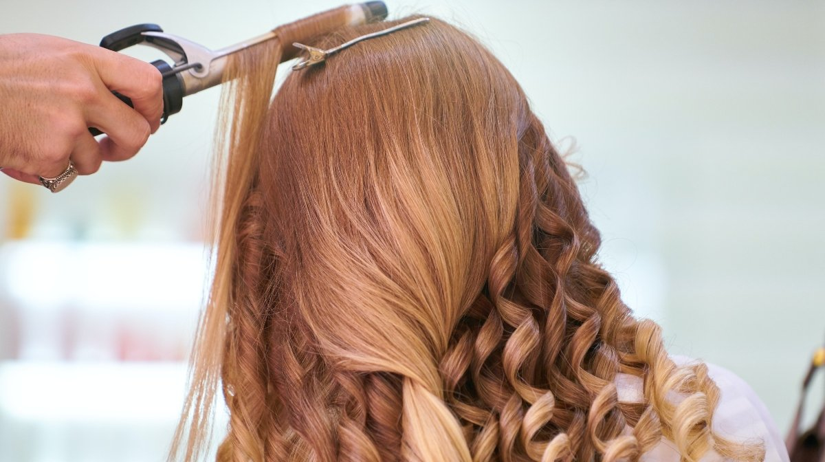 How To Curl Your Hair For Big, Bouncing Curls