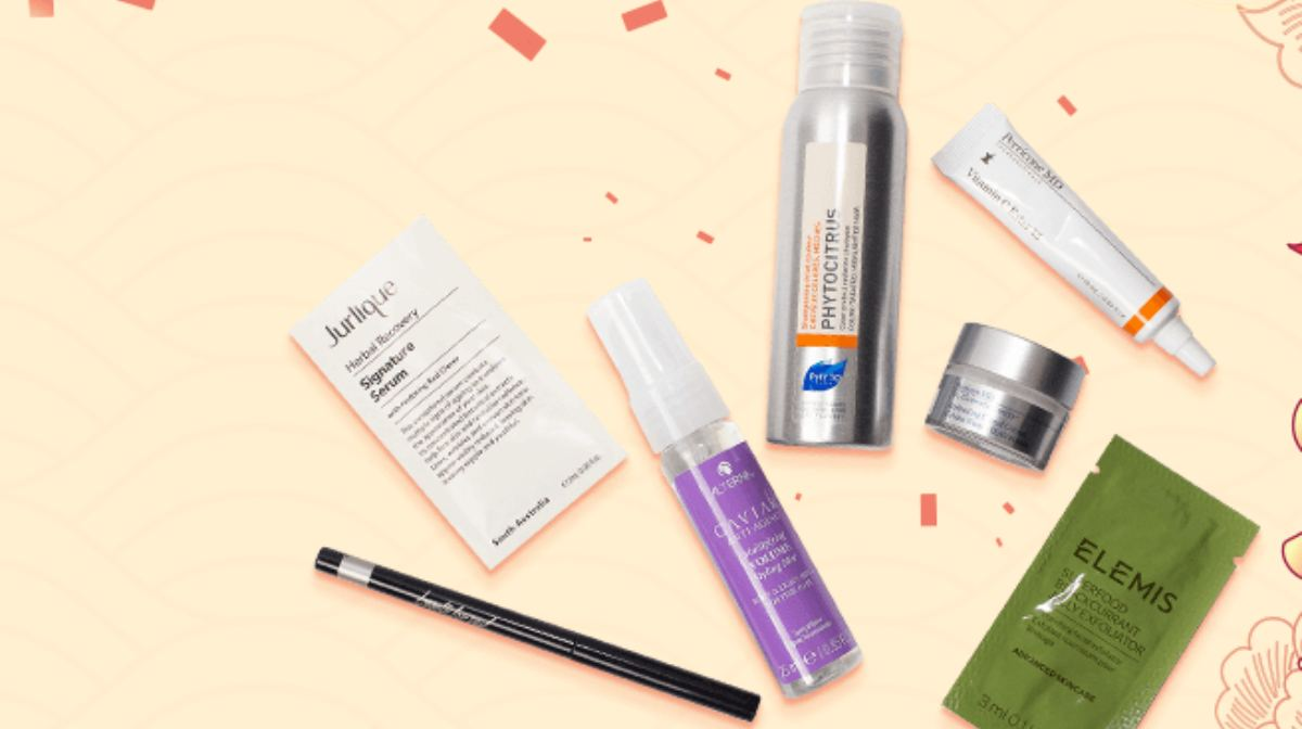 What's Inside the First Beauty Bag of 2020 on Lookfantastic