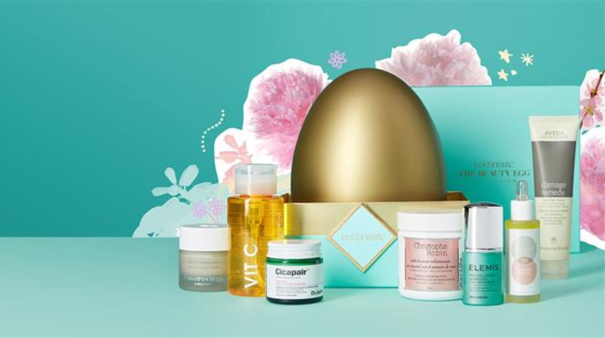 Our Eggseptional Easter Limited Edition Beauty Box