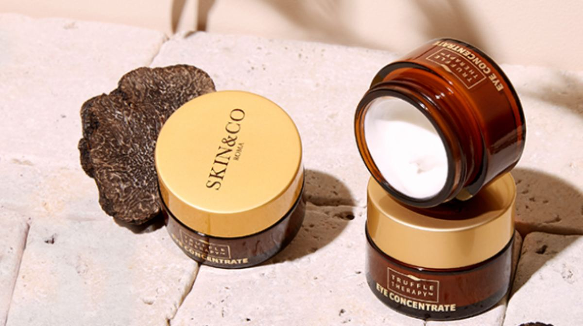 Truffles + Beauty with Skin&Co Roma