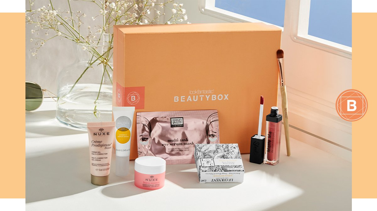 What's Inside Our 'Sunkissed' Beauty Box