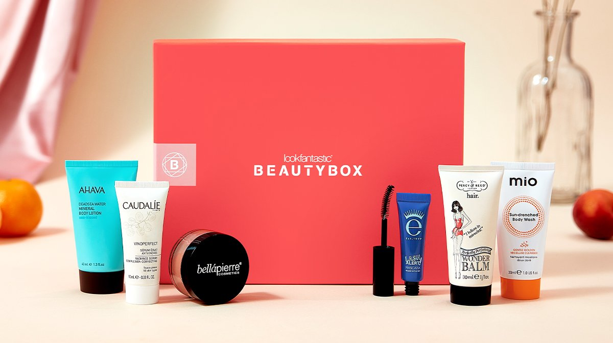 """Our August """"Radiance"""" Beauty Box is Here!"""