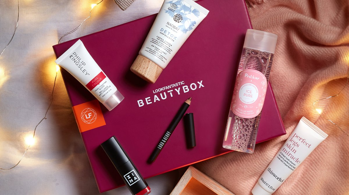 "The Story of Our ""Firecracker"" Beauty Box"