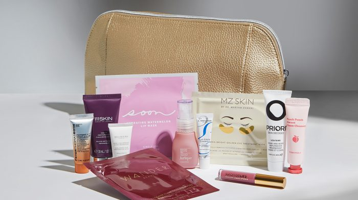 Snag Our LOOKFANTASTIC Beauty Bag!