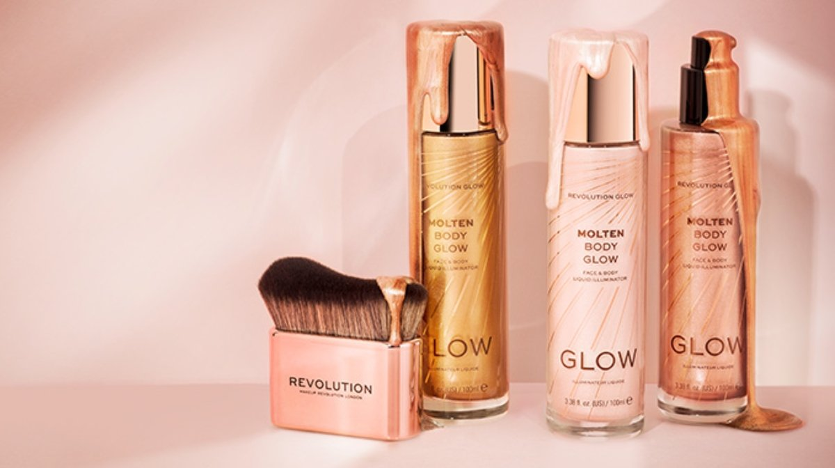New on Lookfantastic: Revolution Beauty
