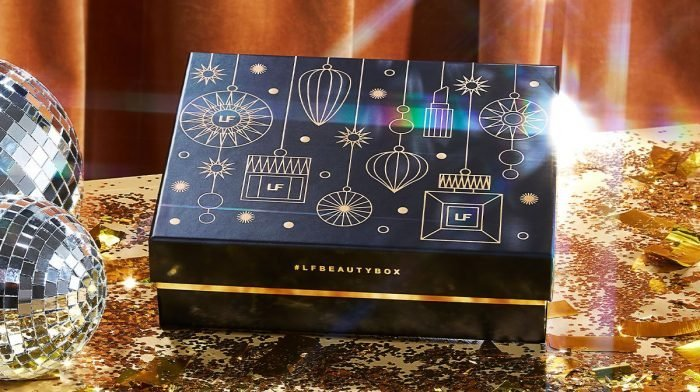 Celebrate with Our December LOOKFANTASTIC Beauty Box