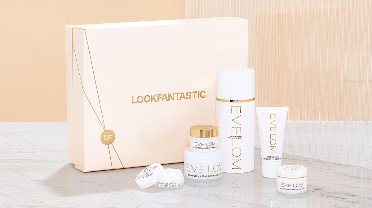 LOOK INSIDE: LOOKFANTASTIC x Eve Lom Starter Kit