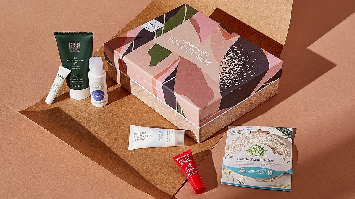 Shop the June LOOKFANTASTIC 'Elements' Beauty Box
