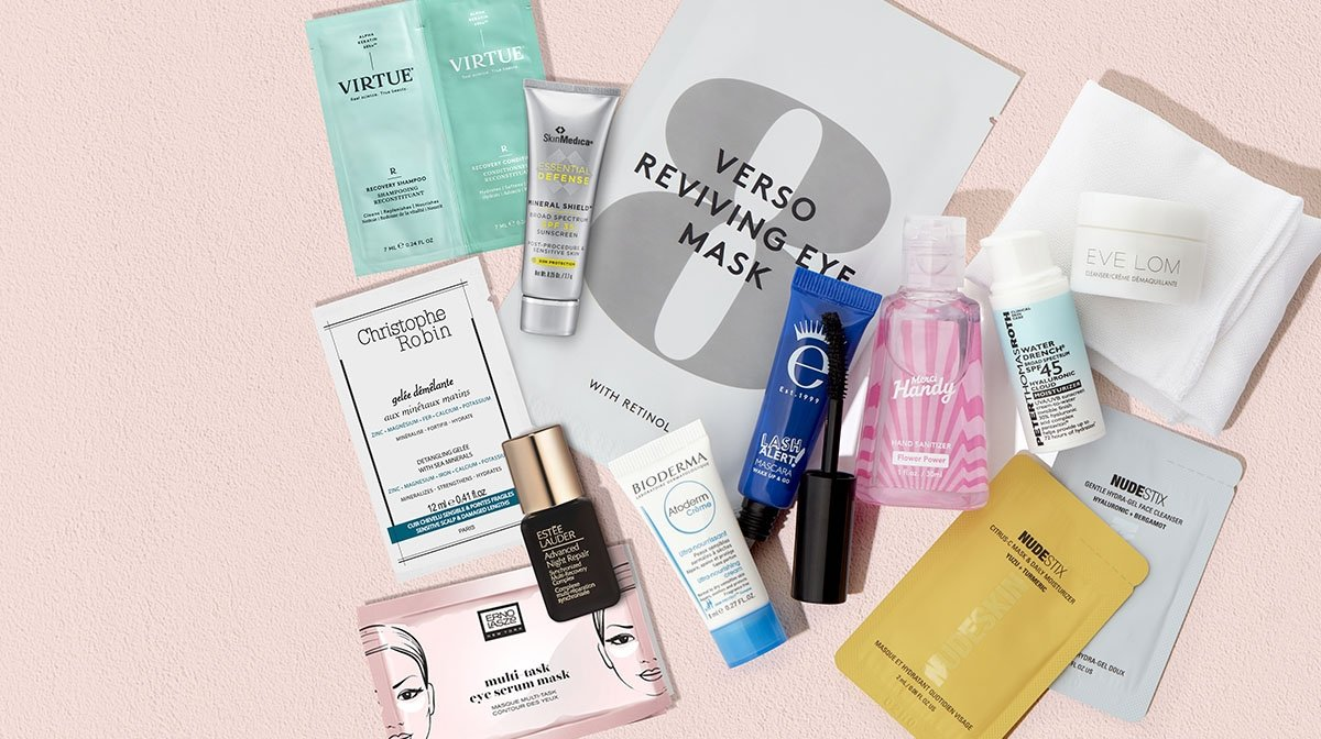 Get Ready for Summer With This Month's Beauty Bag