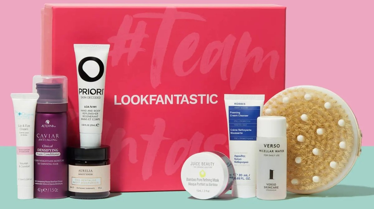 Detox Your Beauty Routine With the LOOKFANTASTIC Clean Edit