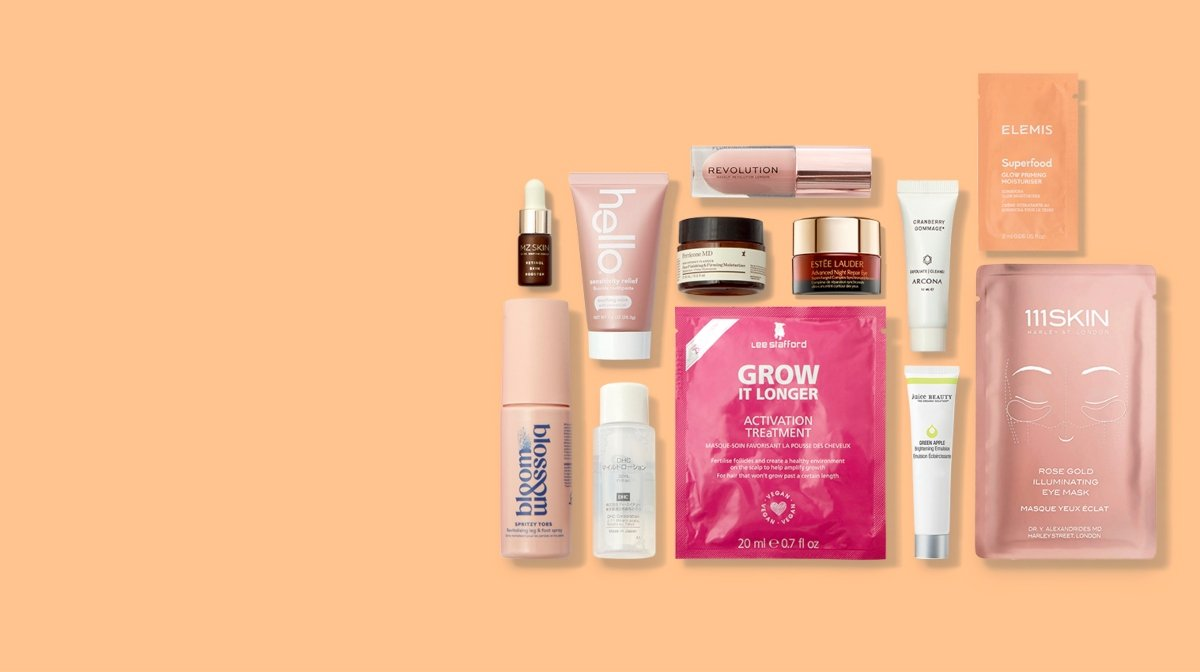 What's In Our July Summer Beauty Bag