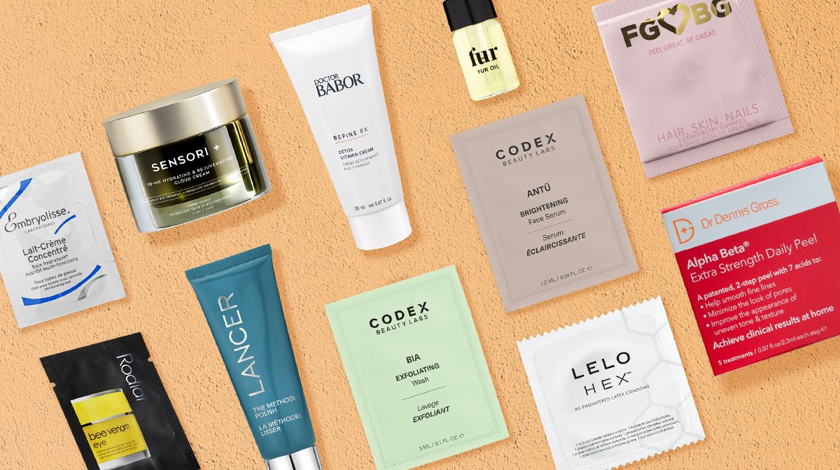 What's Inside the Last Beauty Bag of the Summer