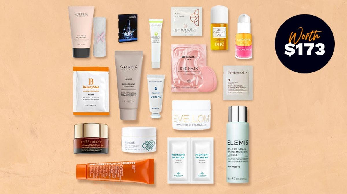 Our First Fall Beauty Bag of 2021
