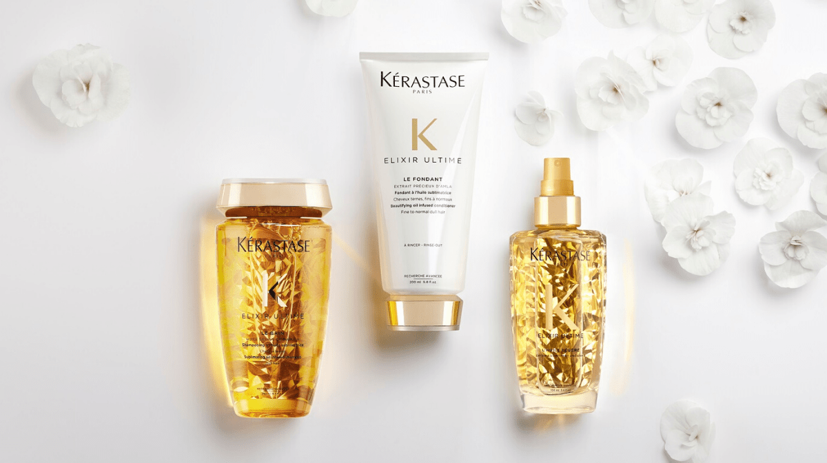 Top 10 Kérastase Products