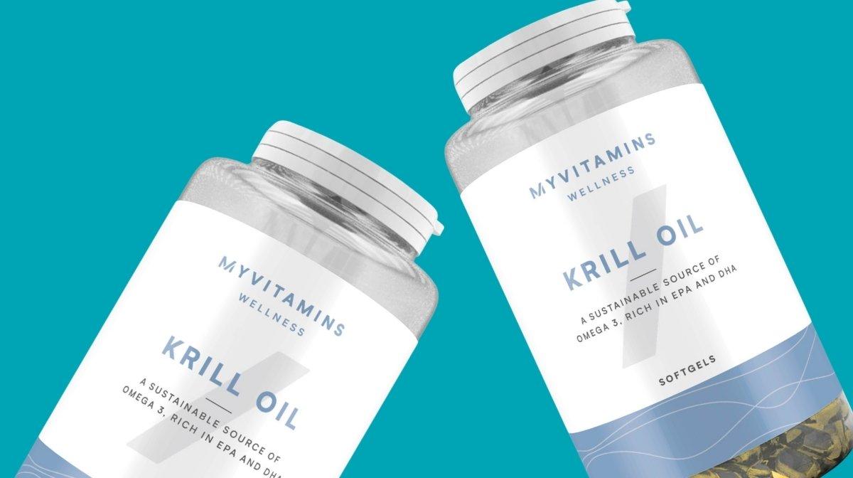 Qu'est ce l'huile de Krill de l'Antarctique?