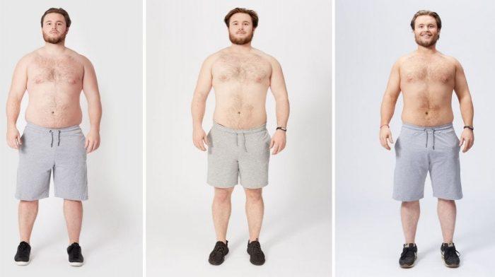 Josh : témoignage perte de poids & régime vegan