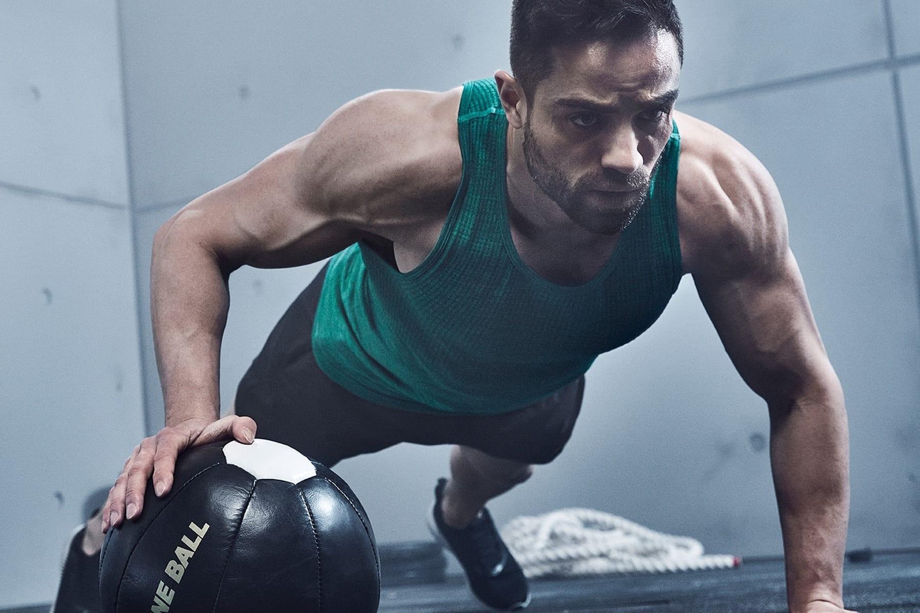 Exercices épaules à la maison – Quels exercices faire chez soi ?