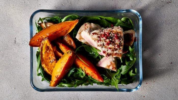 Riche en proteines et pauvre en glucides | Meilleurs aliments & préparation de repas