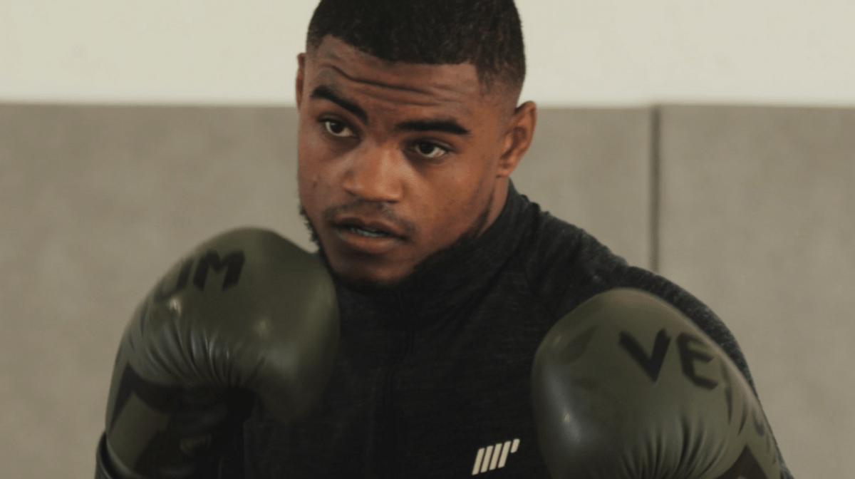 """Etre combattant pro de MMA à 23 ans - Morgan Charrière alias """"Luffy"""""""