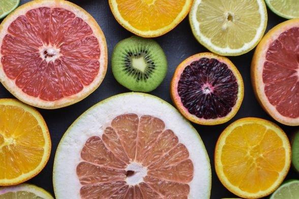 Les 15 fruits les moins sucrés