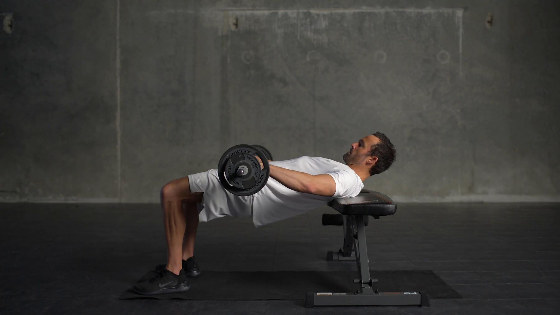 Hip Thrust | Comment muscler les fessiers ?
