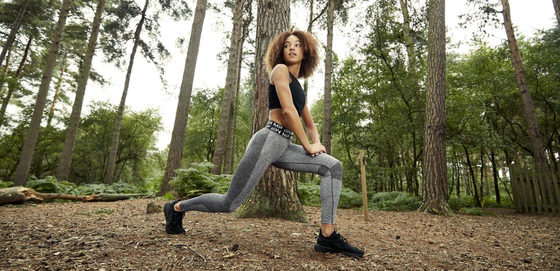 Misez sur vos courbes avec le nouveau legging Curve