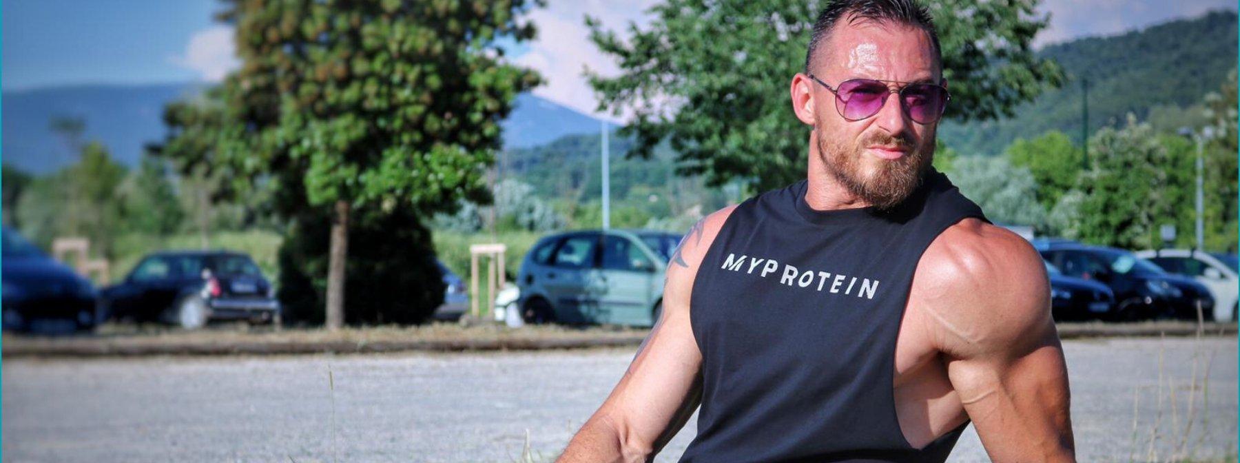 Entraînez-vous comme Fabien | Entraînement biceps