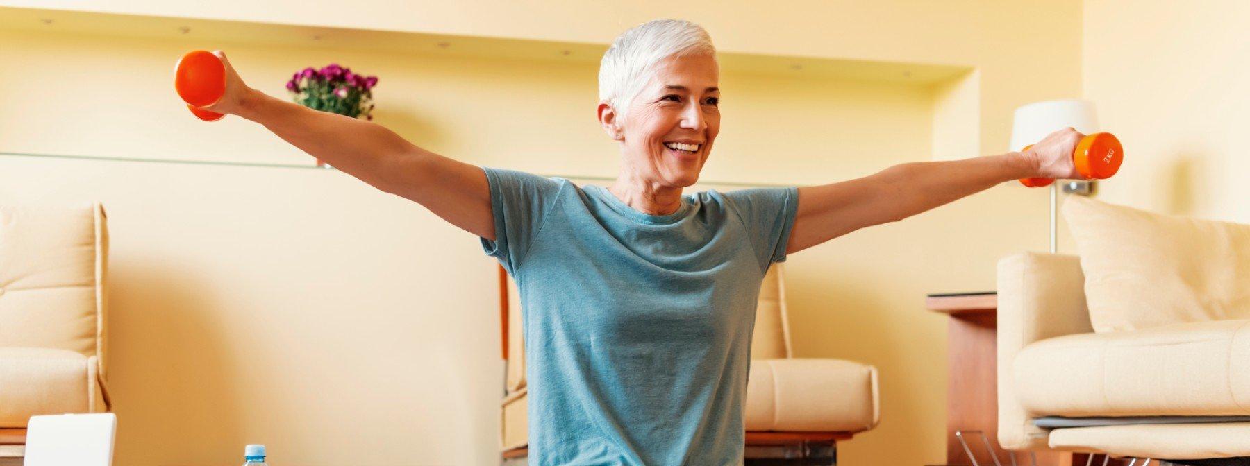 Le Régime Alimentaire Et L'entraînement Doivent-Ils Changer Avec L'âge ?