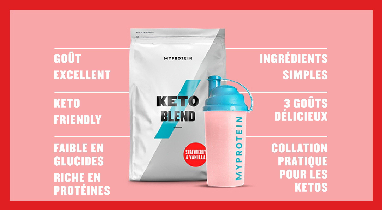 mélange keto
