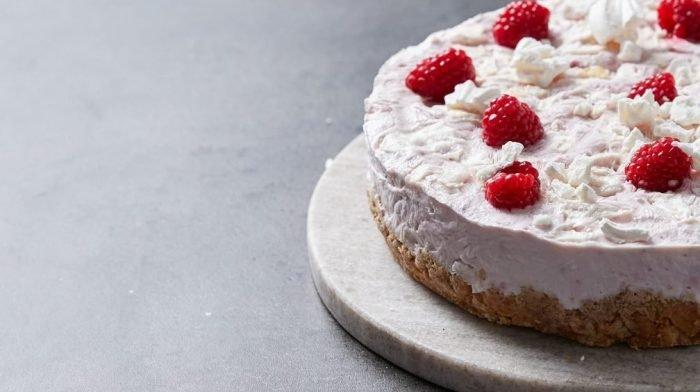 Cheesecake glacé protéiné «Eton Mess» | Cuisine du Monde