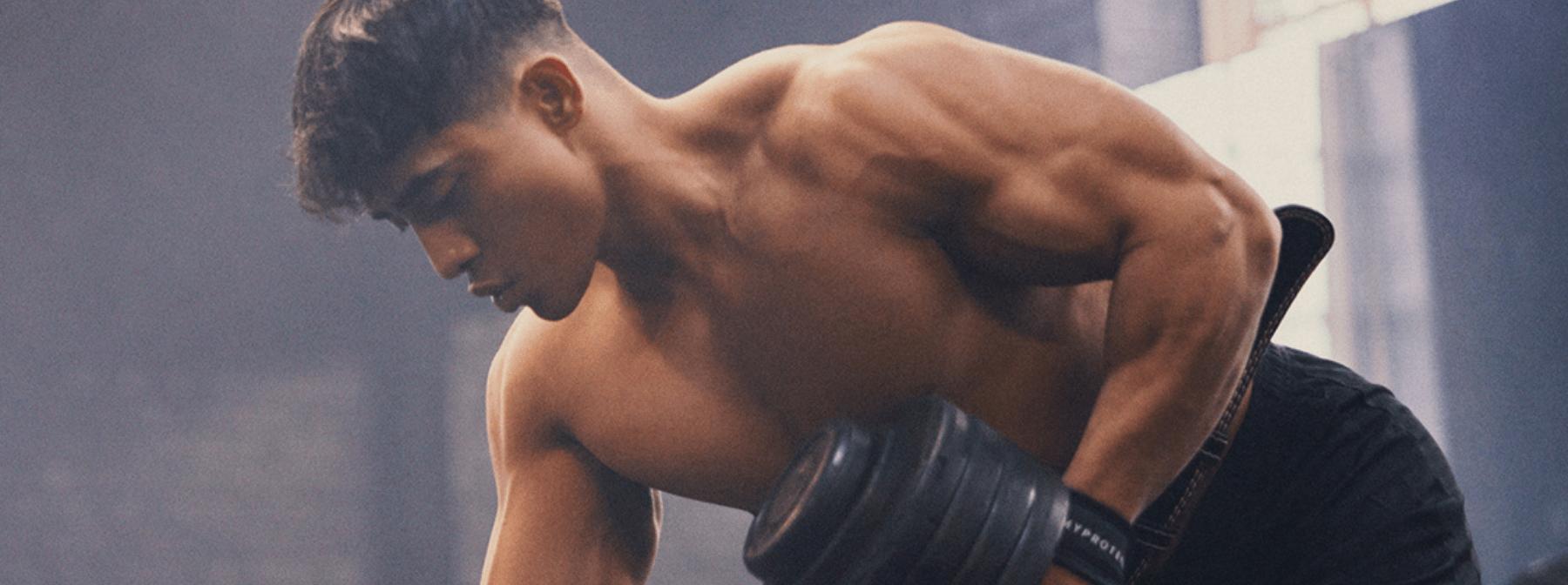 Tous les Exercices avec Haltère : Epaules, Tricpes, Biceps,...