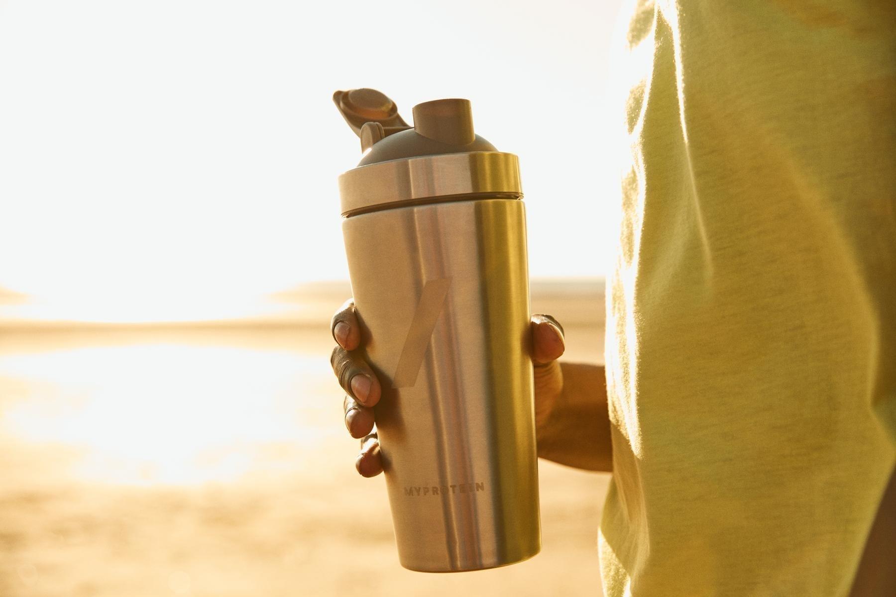 Prendre un shake pour petit déjeuner healthy protéiné ?