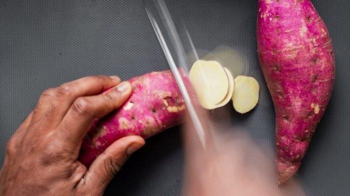 La patate douce, nouvelle tendance sur le marché de la nutrition sportive