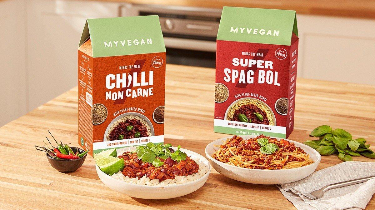 Simplifiez-vous la vie avec nos kits repas vegan !