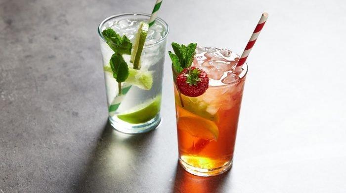 Clear Whey Mojito | 2 recettes