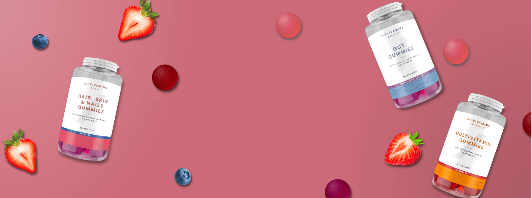 Présentation des Gummies Myvitamins