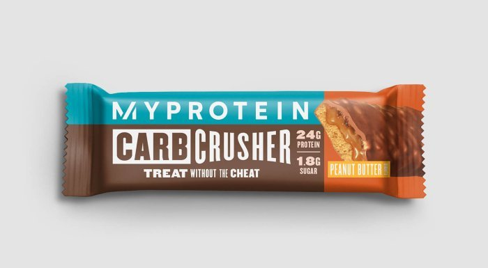 Carb Crusher | Der kalorienarme Low Carb Protein Snack