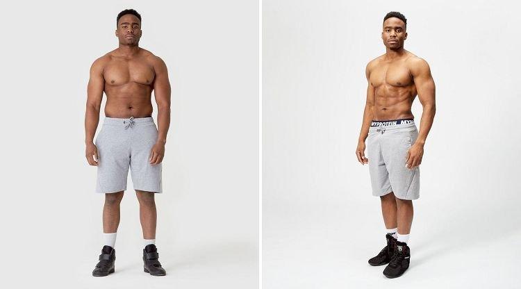 Ein Bodybuilder mit Bürojob werden | Neo's Fitness-Reise