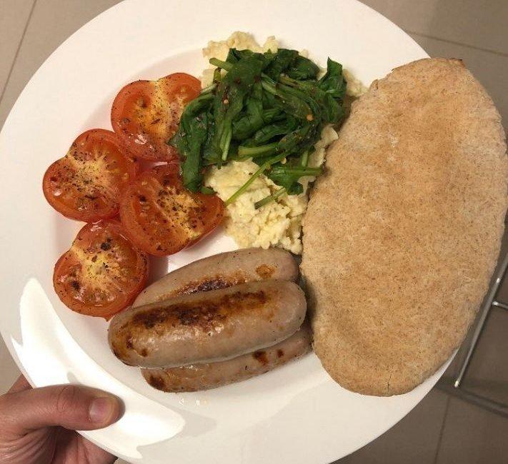 Alice's #MyChallenge Ernährung | Kalorienarmer Meal Prep Plan