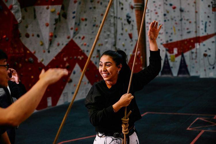 Wie man seinen Ängsten ins Angesicht schaut | Kiran's #MyChallenge