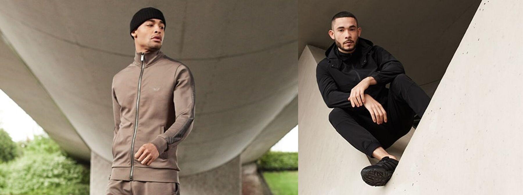 6 freshe Outfits für deinen Ruhetag | Herrenbekleidung in Bewegung