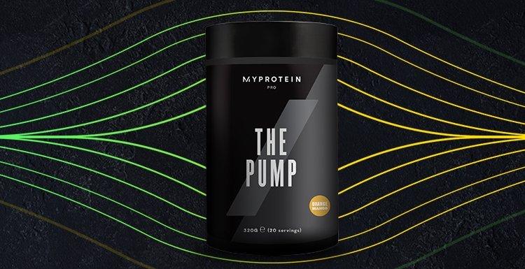 Auf der Suche nach einem koffeinfreien Pre-Workout? | Wir präsentieren THE Pump