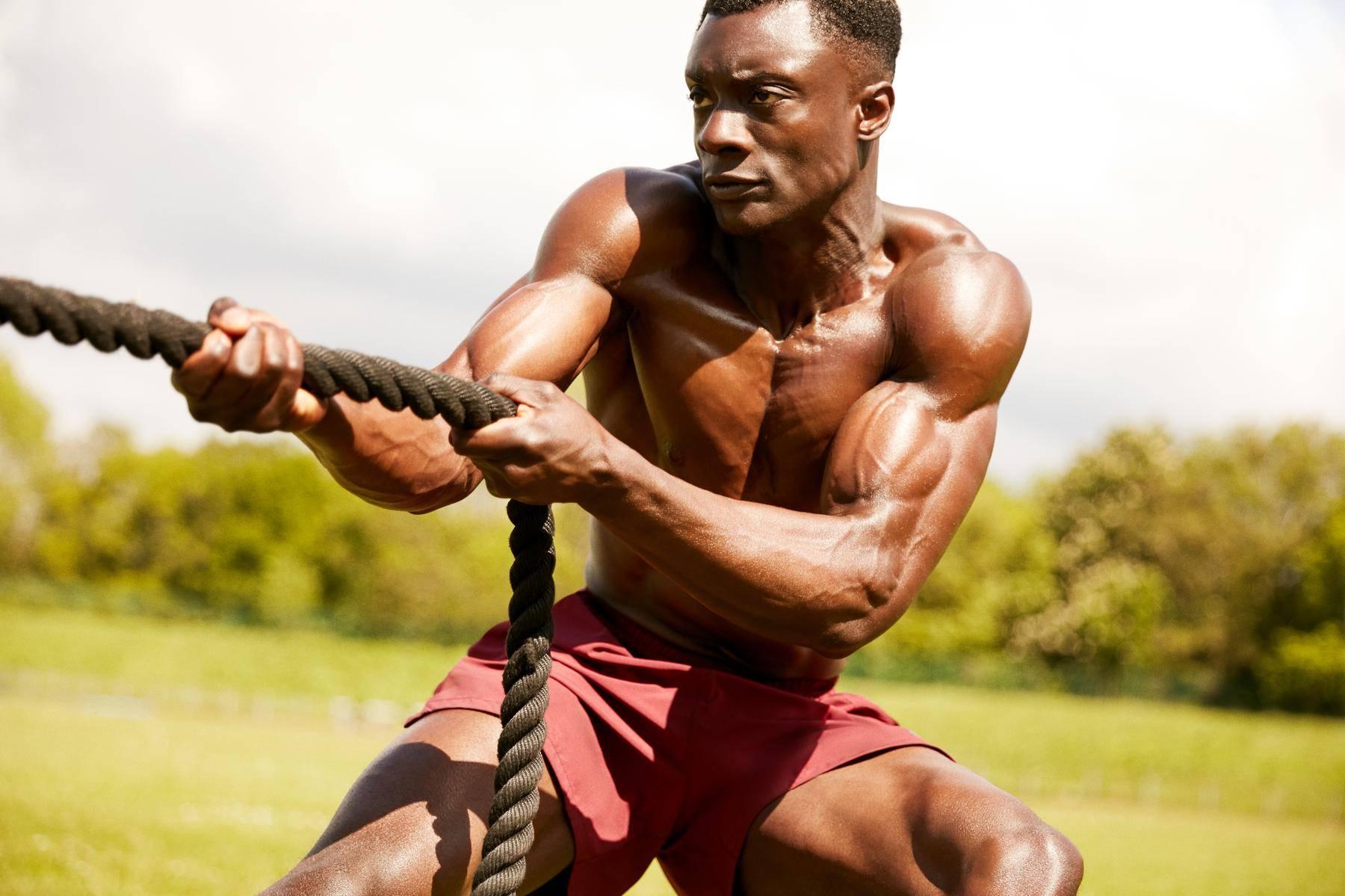 Diäten, um Muskelmasse zu gewinnen, ohne an Gewicht zuzunehmen