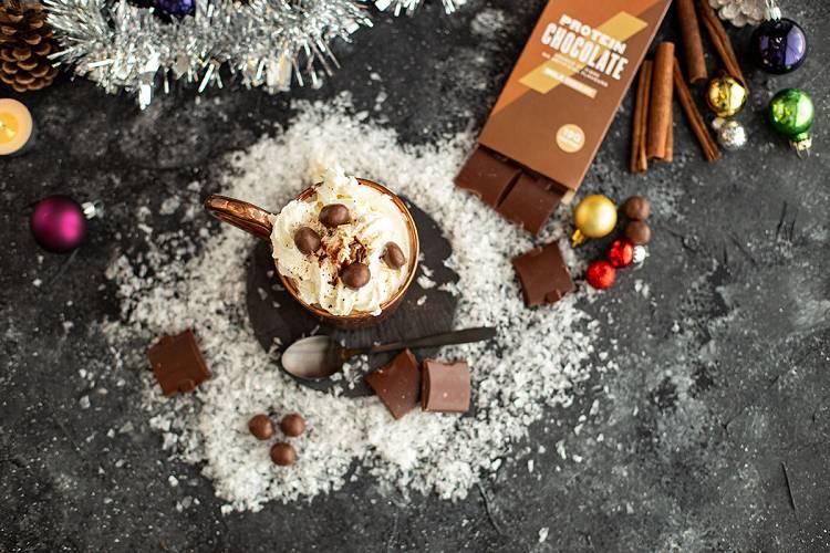 Heiße Protein Schokolade | So wärmst du dich in diesem Winter auf!