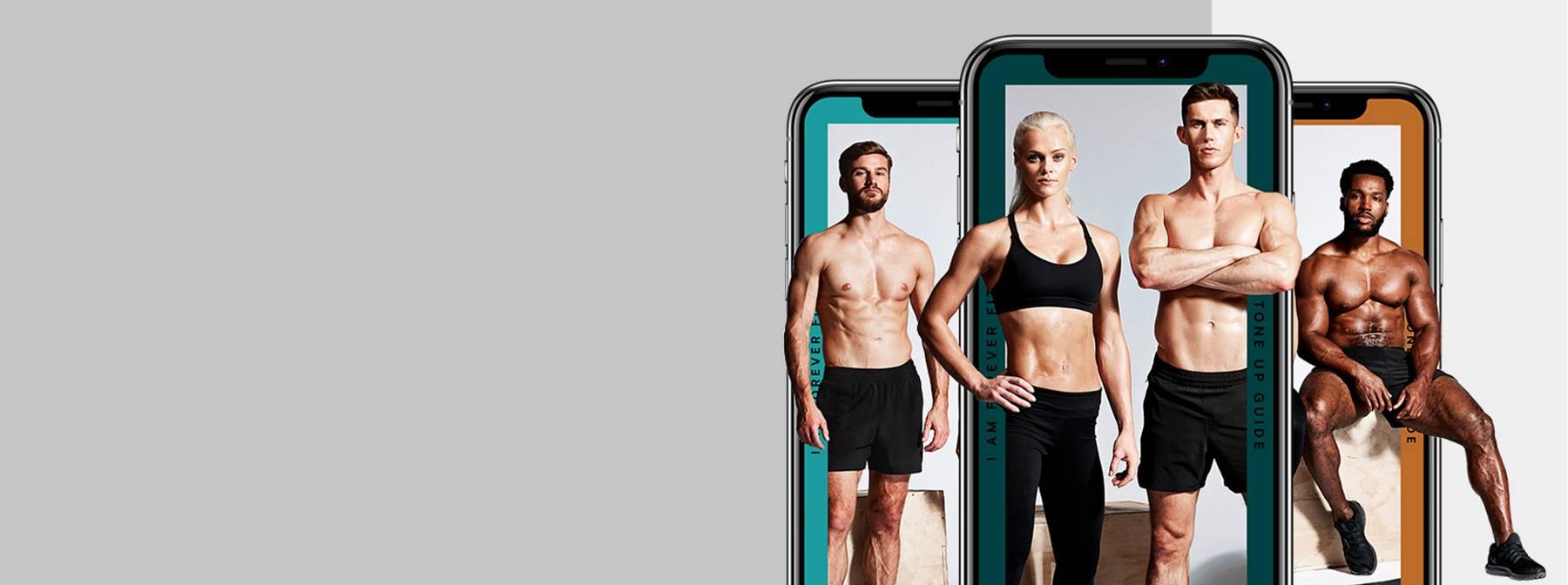 Dieses Workout ohne Geräte bringt dich in Bewegung!