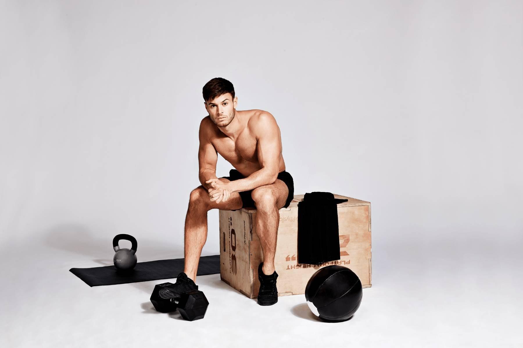 Training von zu Hause aus | Alex Beattie's 4 Übungen für ein Oberkörper-Workout